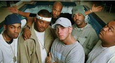 - (Eminem and Big Proof Rap Group) Eminem D12, Comedy News, Best Rapper Alive, Eminem Slim Shady, Marshall, Rap God, Funny People, Celebrity Photos, Comedians