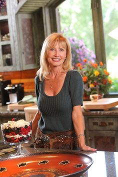 Kathy Petersen was featured in the Dec/Jan/Feb '12 issue of Where Women Cook | Photography by Ryne Hazen