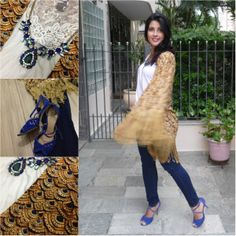 Kimono and jeans. Link: http://www.elropero.com/2014/01/fashion-set-kimono.html
