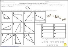 math in the real world Enjoy learning about the Pythagorean theorem with these activities. You will find included:- two worksheets showing how the theorem can be used in 'real life Life S, Real Life, Pythagorean Theorem Problems, Secondary Math, Math Humor, Life Problems, Common Core Standards, Math Teacher, Elementary Math
