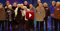 Elderly Group's Performance Will Take You Completely by Surprise, LOL :)
