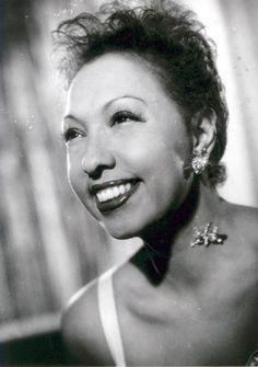 Josephine Baker - 1950s?