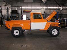 willys pickup trucks engine bays - Google Search