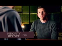 MINORITY REPORT | Dash | FOX BROADCASTING - YouTube