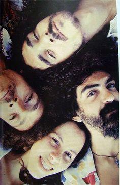 Novos Baianos, 1972