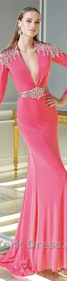 Alyce Paris design #elegant #pink #large  #sexy #formal #dress