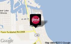 T-Bone Tom's Steakhouse Kemah TX | Food Network on the Road