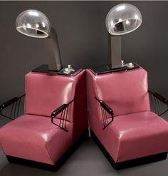 Salon chair with hair dryer my future salon pinterest - 1000 Images About Future Salon Ideas On Pinterest Salon