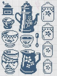 cross stitch chart by barbra