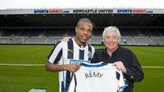 Rémy signe à Newcastle