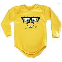 2b4af718b2 Disfraces Para Bebes - Pañaleros De Bob Esponja Overol