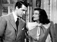 One of the most notable leading men of all time, Cary Grant, stars opposite the equally renowned Katherine Hepburn in one of the original rom-coms. Hepburn plays a rich socialite, and Grant is her tabloid reporter husband whom she divorced for his imperfections. Yet when Dexter (Grant's character) shows up to report on Tracy's (Hepburn's character) upcoming wedding, they're forced to revisit their feelings for one another.