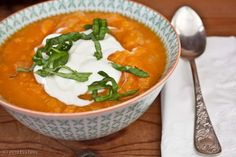 baked sweet potato soup with onions-1255