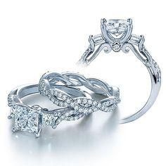 Verragio INS-7055P Engagement Ring- Genesis Diamonds
