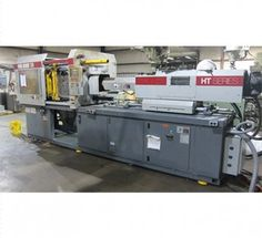 Machinery Network Auctions - Plasticraft Manufacturing Co. Inc- Plant Closure of Major Plastic Injection and Blow Molding Facility