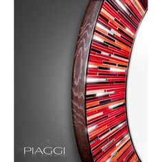 This is red, but actually blood red, quality Roulette is one of the fine line of contemporary mirrors from Piaggi. Can you imagine the inteior it'd suit well?  Check out more of it here: http://piaggi.co.uk/store   #piaggi #mirrors #interior #decoration #design #uk