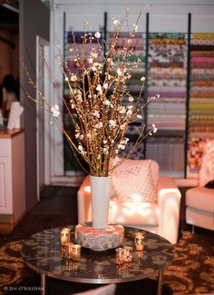Mindy Weiss's Beautiful Book Signing Party // Hostess with the Mostess®