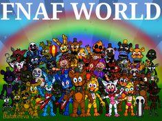 Ох вау. Мой любимый фильм отвечает просто о моей любимой видеоигры. Большой герой 6 и пять ночей с Фредди. Интересно...