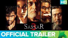 Sarkar 3   Official Trailer   Amitabh Bachchan, Yami Gautam, Manoj Bajpa...
