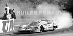 PORSCHE - 917-045 - 1971-6-15 - 24 h Le Mans - n17 JWAE - 700 (6) abandon