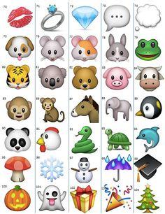 Opción de encargo grande Emojis tatuajes temporales