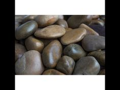 Margo Medium Mixed Grade A Polished Pebbles 1 in. to 2 in. … Easy to accent Grade A Mixed Polished Prevents erosion, helps soil retain moisture Pebbles size 1 in. to 2 in Coverage area of 1 sq. at 3 in. at 2 in. Stone Landscaping, Landscaping With Rocks, Outdoor Landscaping, Outdoor Gardens, Landscaping Ideas, Backyard Patio, Natural Landscaping, Backyard Ideas, Garden Ideas