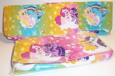 My Little Pony Rainbow Inspired Clutch Style by CosplayMommas