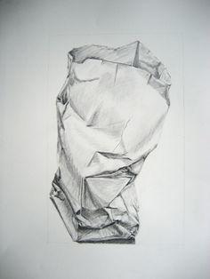 paper bag drawings - Google Search