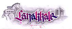 calligraphy. gelibolu çanakkale