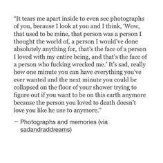 Love hurts ...