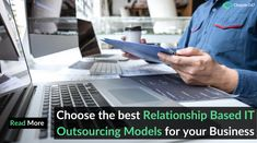 As a successful business strategy, understanding the right outsourcing model is very important. Check out the everything you need to know about Relationship Based IT outsourcing models. Achieve your business goals by choosing the right one. Successful Business, Business Goals, It Outsourcing, Team Models, Multi Disciplinary, Relationship Bases, Project Management, Software Development, Are You The One