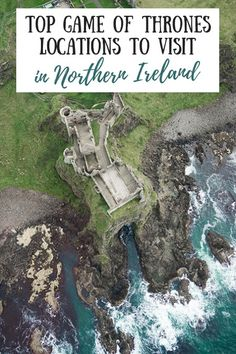 Taking a Game of Thrones tour around Northern Ireland is an absolute must-do for anyone serious about their love for all things Westeros! #gameofthrones #ireland #traveltips