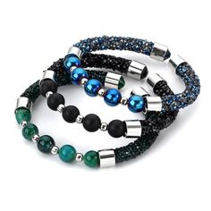 Available on Memplaza Marketplace at only $22.34 or with Membidder starting off at $1.00 during live auctions! Worldwide Shipping. Teenage Girl Gifts Christmas, Diy For Girls, 316l Stainless Steel, Turquoise Beads, Fabric Crafts, Beaded Bracelets, Crystals, Stone, Gift Ideas