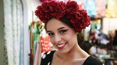 Flamenco Dresses, Viva La Feria, Malaga