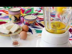 Mexikanische Creme Caramel - eine Art Flan. Toller Nachtisch mit Frischkäse, Eiern und gezuckerter Kondensmilch!