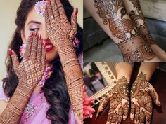 Want to hire the best Mehandi Artist! O My Celebration is the suitable web portal to get in touch of professionals known for modern and trendy designs.