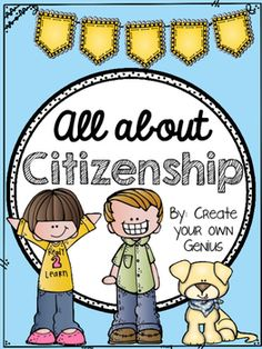 ~Citizenship~ Rights and Responsibilities Assessment and Activity-Use this Citizenship test to wrap up your unit. Multiple choice, true false, and free response question test for students to answer.Vocabulary is also covered on this exam, Honesty, Justice, Respect, Truthfulness-Situations and how someone should be a good citizen-Citizenship Hero worksheet, free draw someone that is a good citizen and list reasons why they are a good citizen.  -Use as an assessment or activity -Students can…