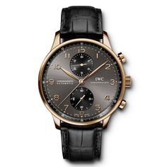 IWC Portuguese Chronograph Automatic Rose Gold (IW371482)
