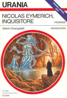 Valerio Evangelisti - Nicolas Eymerich, Inquisitore - URANIA - 1994