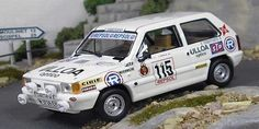 Critérium Luis de Baviera 1981 Seat Panda 45 Sainz/Lacalle 1/43