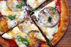 Eggplant Parm Pizza | Udi's® Gluten Free Bread