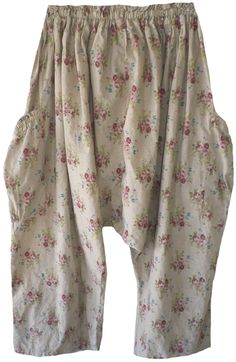 Magnolia Pearl: although they are like old lady pants, they seem cozy for around the house