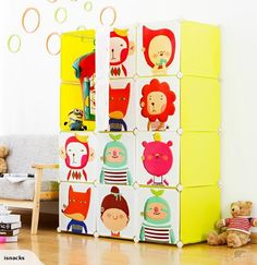 Kids Wardrobe organiser storage for sale on Trade Me, New Zealand's auction and classifieds website Wardrobe Organiser, Kids Bedroom, Bedroom Ideas, Kids Wardrobe, Storage Organization, Home And Living, Bedroom Furniture, Kids Rugs, Holiday Decor