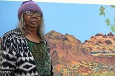 Original paintings by renowned artist Albert Namatjira are decaying in the remote Central Australian community of Hermannsburg that he made famous. Aboriginal Art, Decay, Monument Valley, Cool Art, Original Paintings, Artist, Modern, Artworks, Image