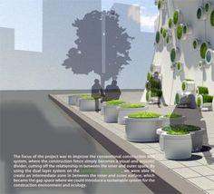 """Symbiotic Green Wall"""