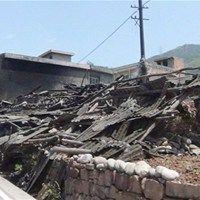 Terremoto provoca 152 mortes e deixa mais de 5,5 mil feridos na China