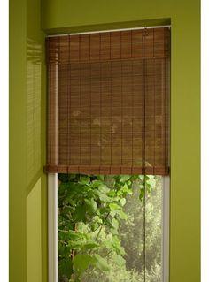 Hervorragend Bambus Raffrollo in Natur - Fenster-Sichtschutz (60 x 160 cm  YD82