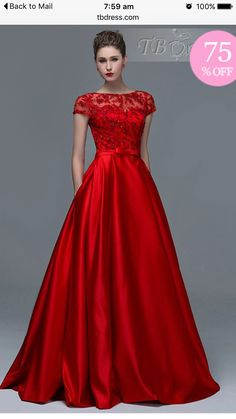 ef7b681c98c55 Dressv Elegant Red Lace Short Sleeves Evening Dresses 2017 Sexy A-Line Boat  Neck Keyhole Long Women Formal evening dress gowns