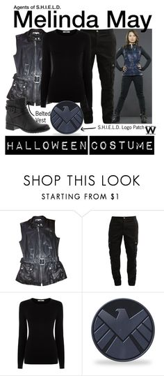"""Agents of S.H.I.E.L.D."" by wearwhatyouwatch ❤ liked on Polyvore featuring Kenneth Cole, Oasis, Cobb Hill, women's clothing, women, female, woman, misses, juniors and television"
