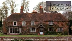 Howards End movie house Peppard Cottage for sale Home Architecture Styles, Architecture Design, Old Cottage, Cottage In The Woods, English House, English Cottages, English Style, Howard End, Cottage Style Homes
